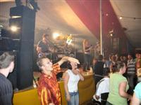 De rockformatie Riverside in actie