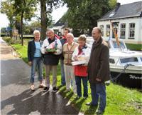 Fam van den Broeck duizendste in 2006